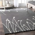 nuLOOM Handmade New Zealand Wool Rug (7'6 x 9'6)