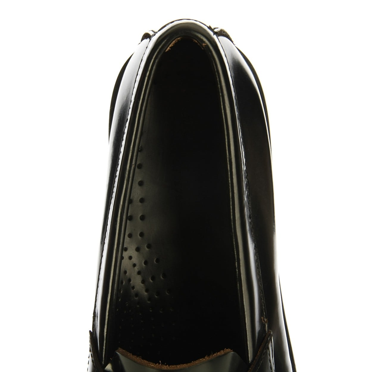 67f73b10187 Shop Bass Weejuns Men s  Logan  Leather Penny Loafers - Free Shipping On  Orders Over  45 - Overstock - 6240386