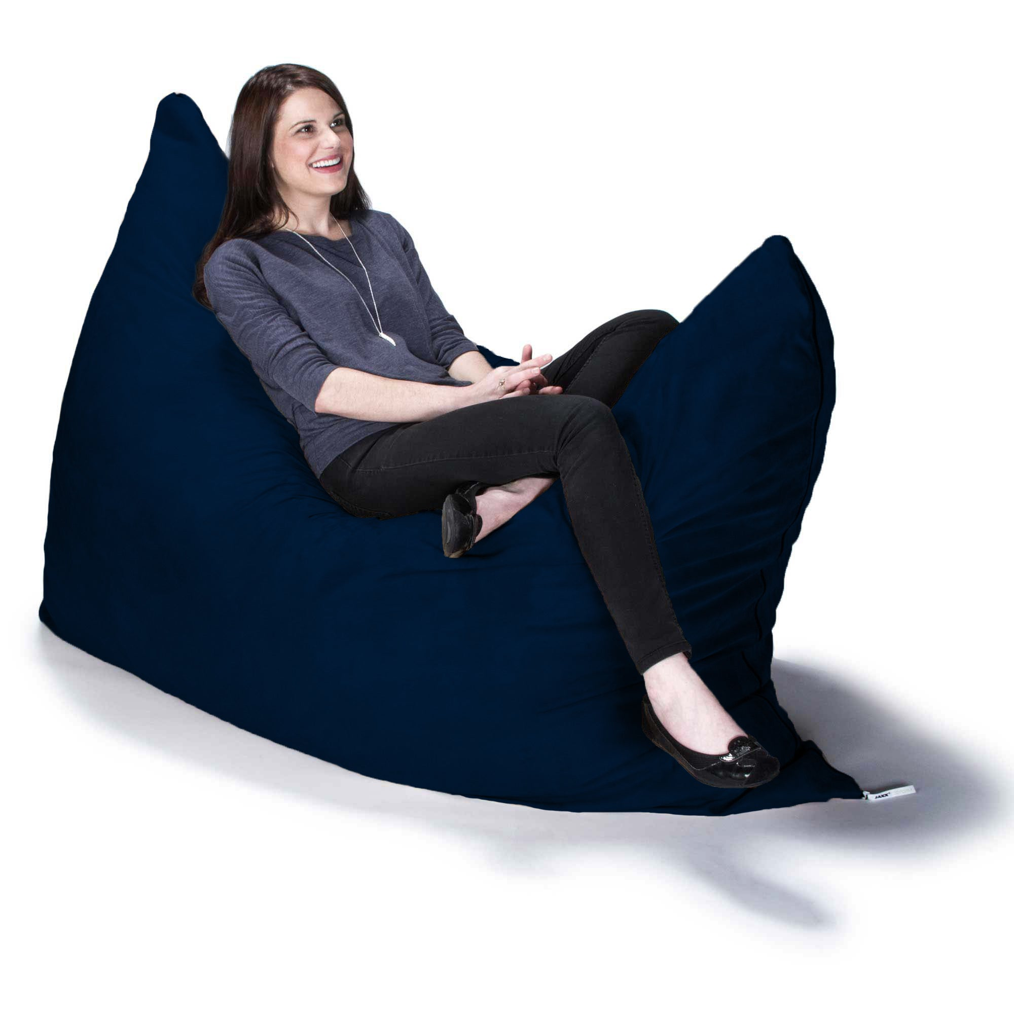 Jaxx 55 Pillow Saxx Bean Bag Chair