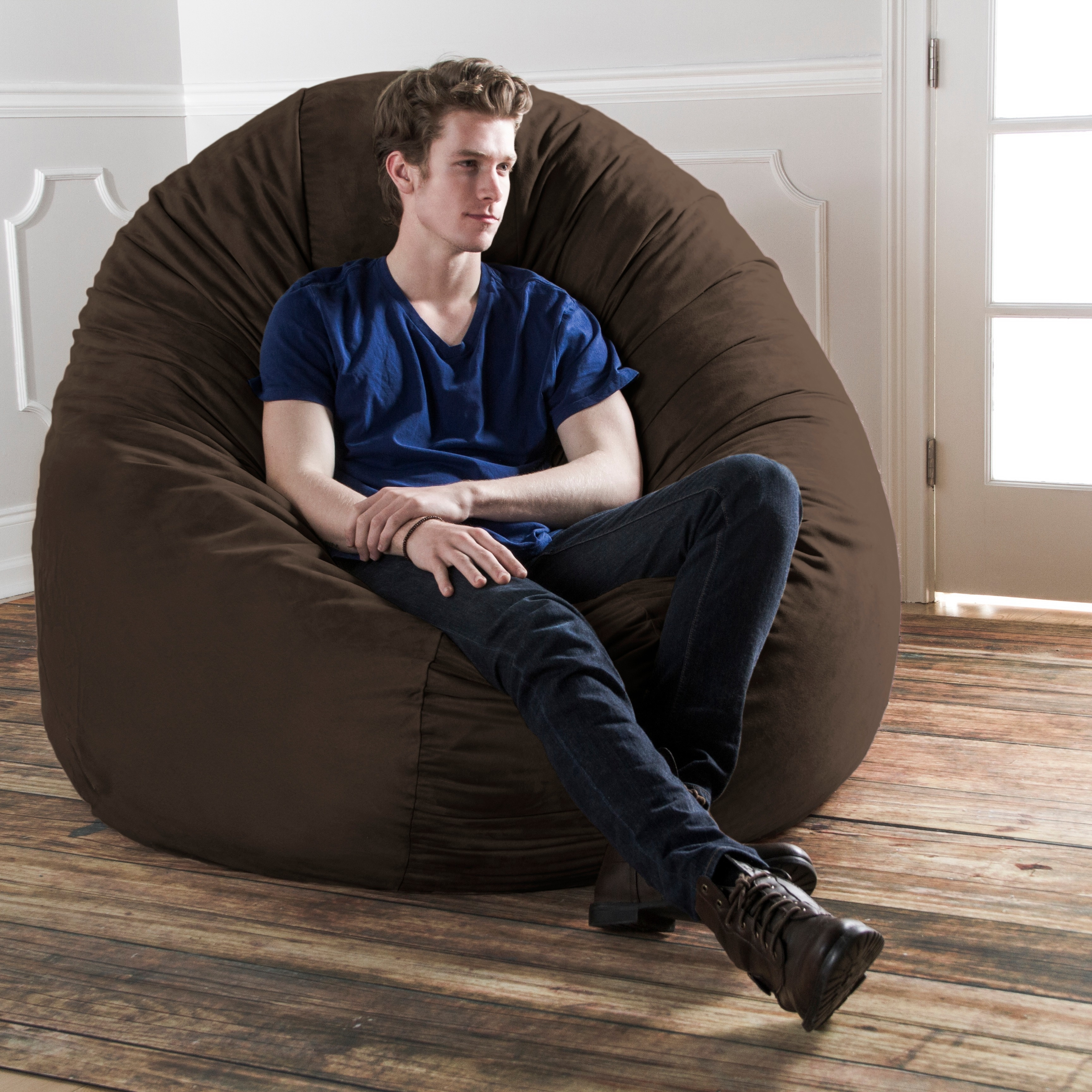 Ja 6 Co Bean Bag Sofa Free Shipping Today 6300627