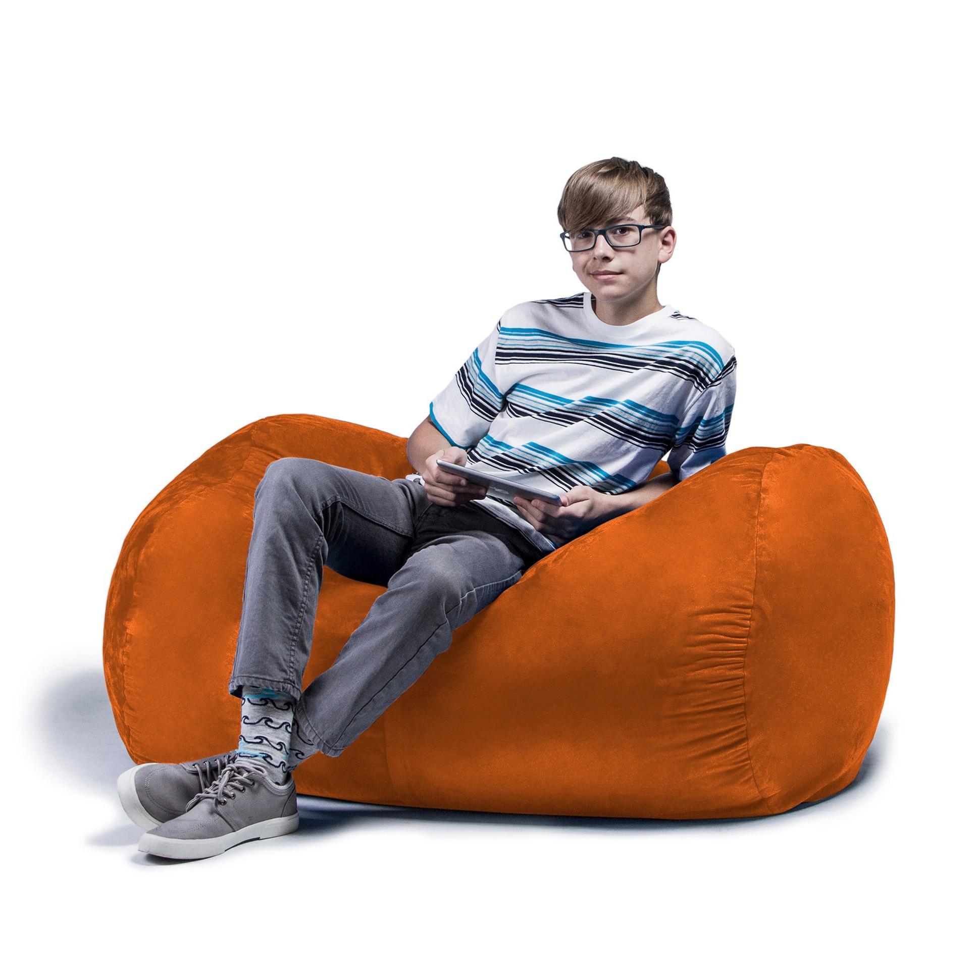 Jaxx 4 Lounger Bean Bag Chair