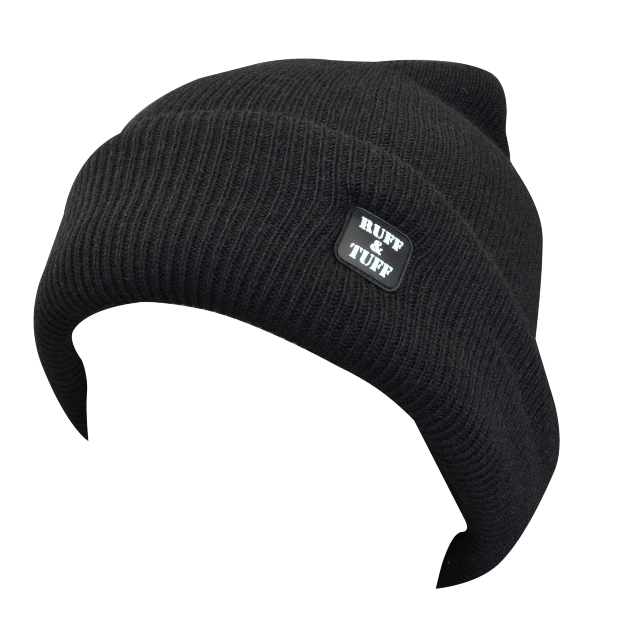 8d1487aa144c Shop Quiet Wear Ruff & Tuff 4-layer Cuff Cap - Free Shipping On Orders Over  $45 - Overstock - 6310913