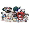American Coin Treasures Baseball Cards Assortment from Seven Decades with Storage Box (1000)