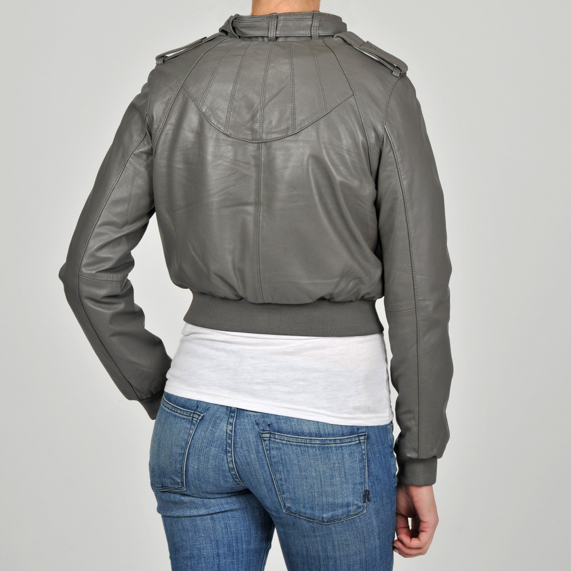 f97edb1e7721f Shop Knoles   Carter Women s Plus Size Members Only Bomber Jacket - Free  Shipping Today - Overstock - 6335870