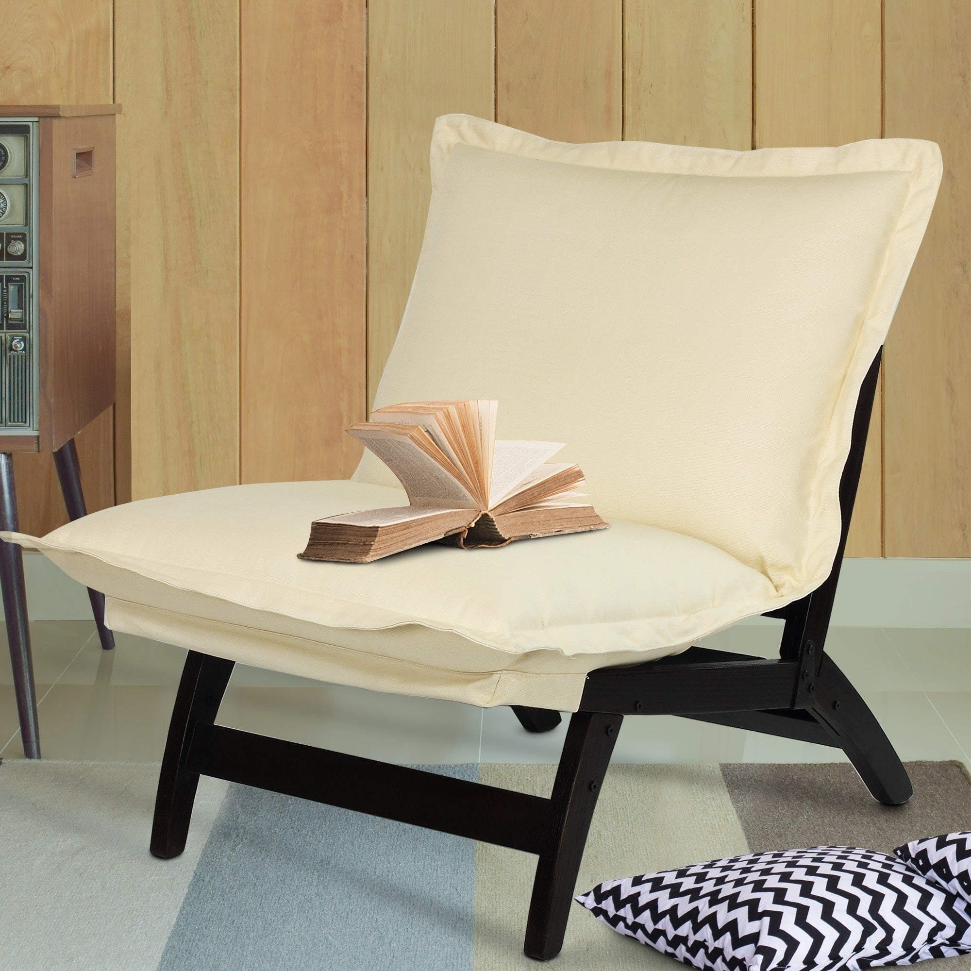 Shop casual folding lounger chair free shipping today overstock com 6345145