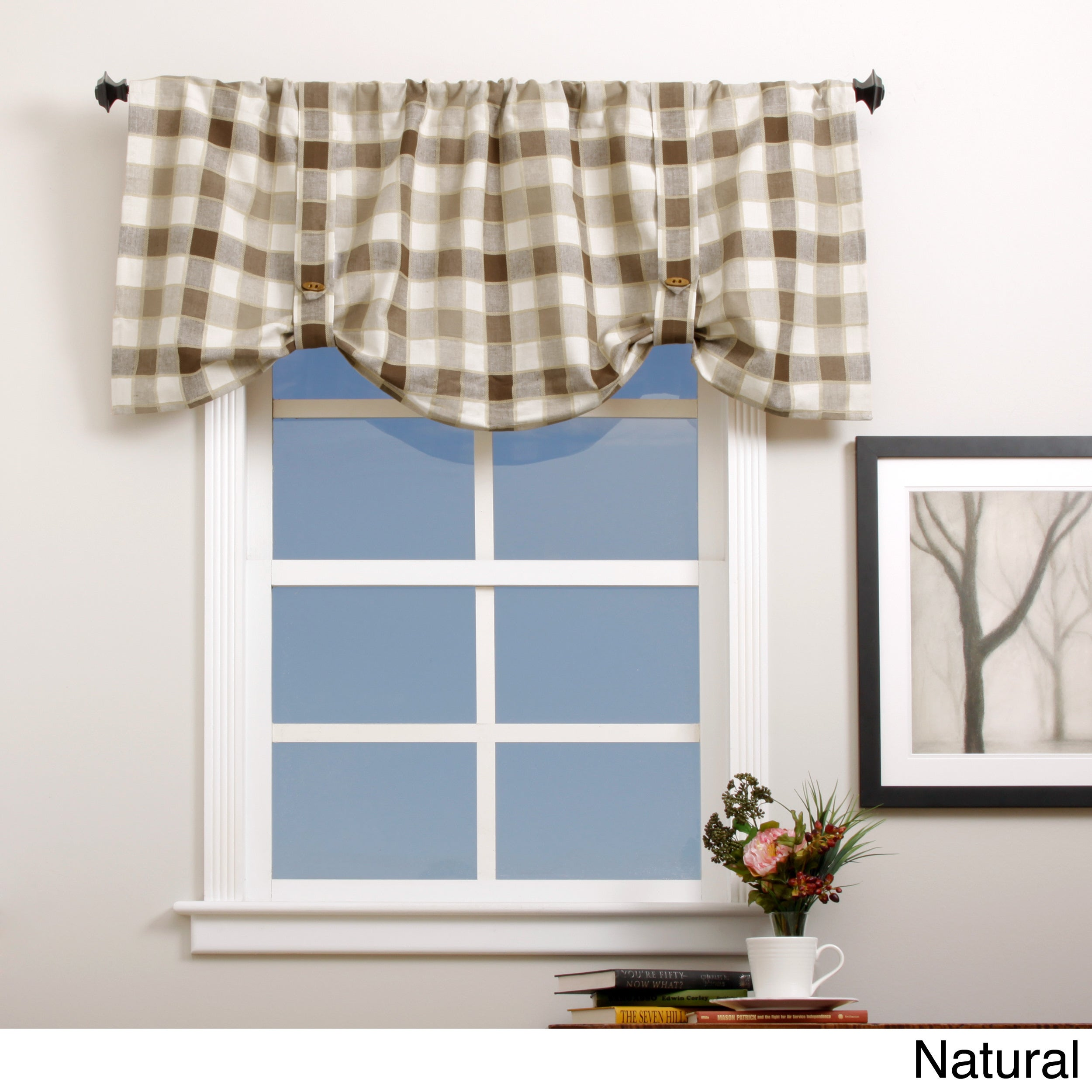 bathroom curtains holly set decoration window bistro treatments walmart for yellow wreath red wall size pretty plaid green valance shades dining curtain ideal white full black ideas at beautiful tie kitchen valances perfect curtins up of and treatment scalloped with a home