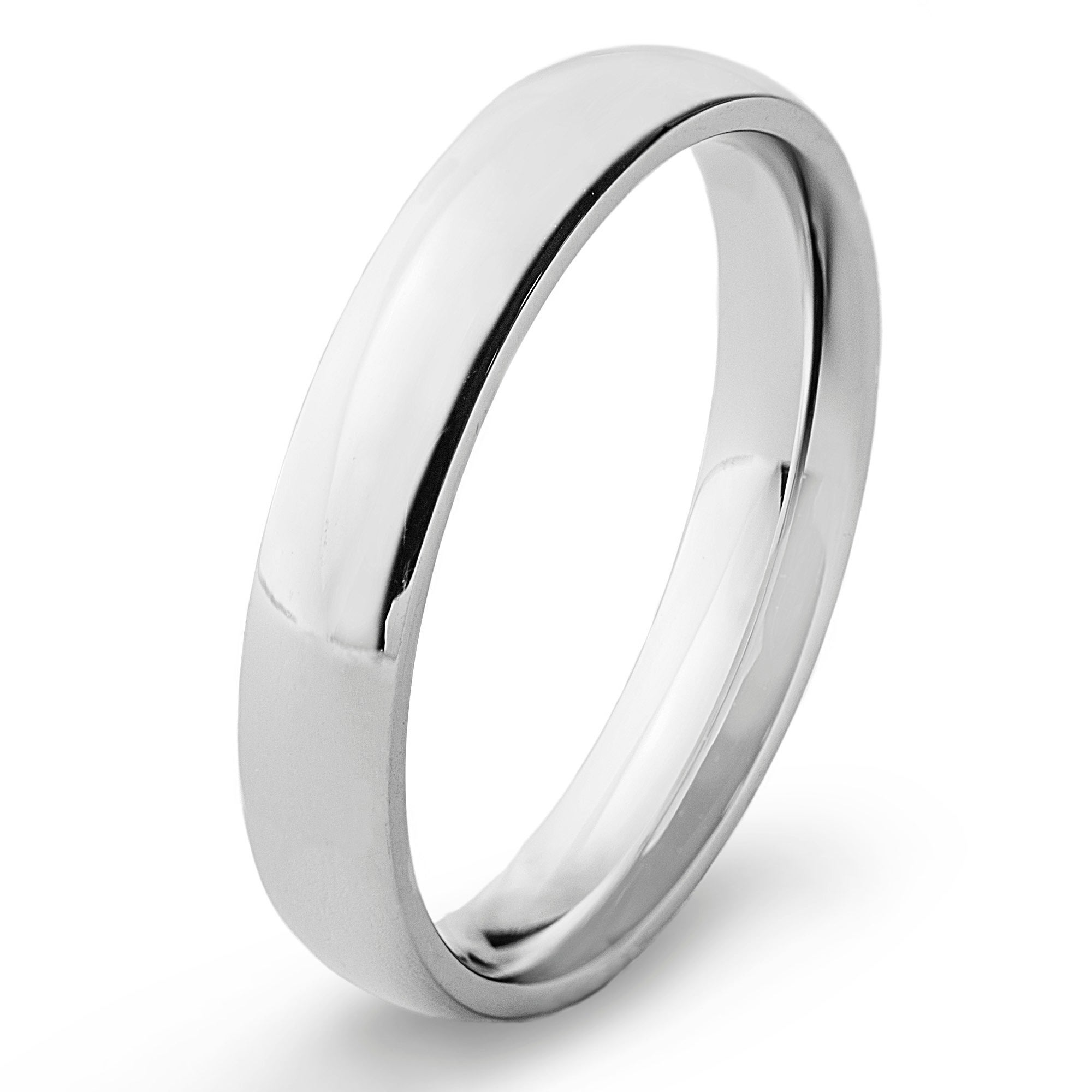 with top com edges wedding ring rings s men amazon brushed stainless band dp polished and steel