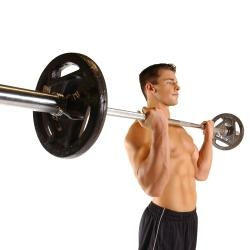 Cap Barbell 5 Foot Olympic Bar Free Shipping Today 6355990