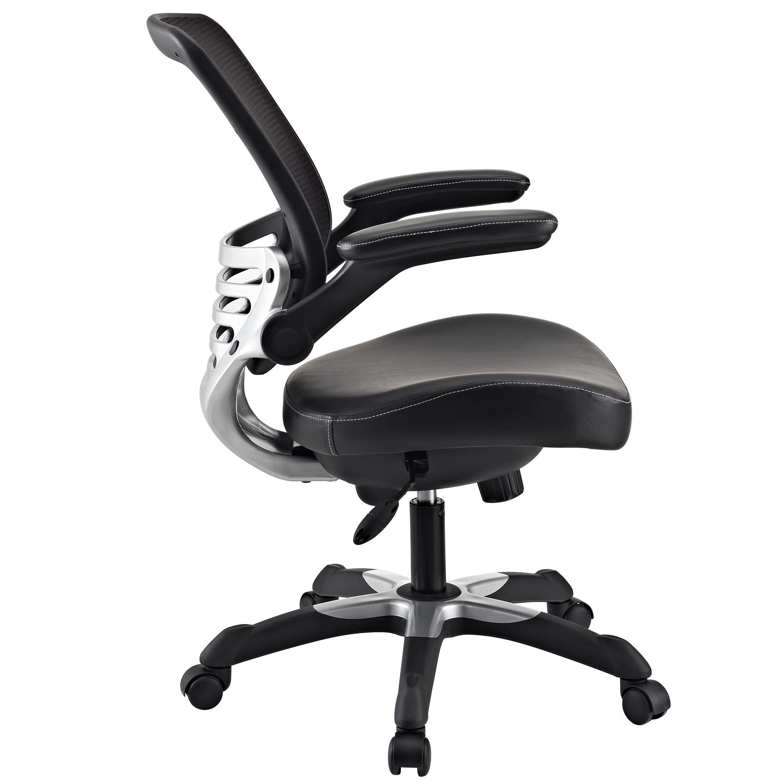 shop edge comfort flex mid back office task chair free shipping