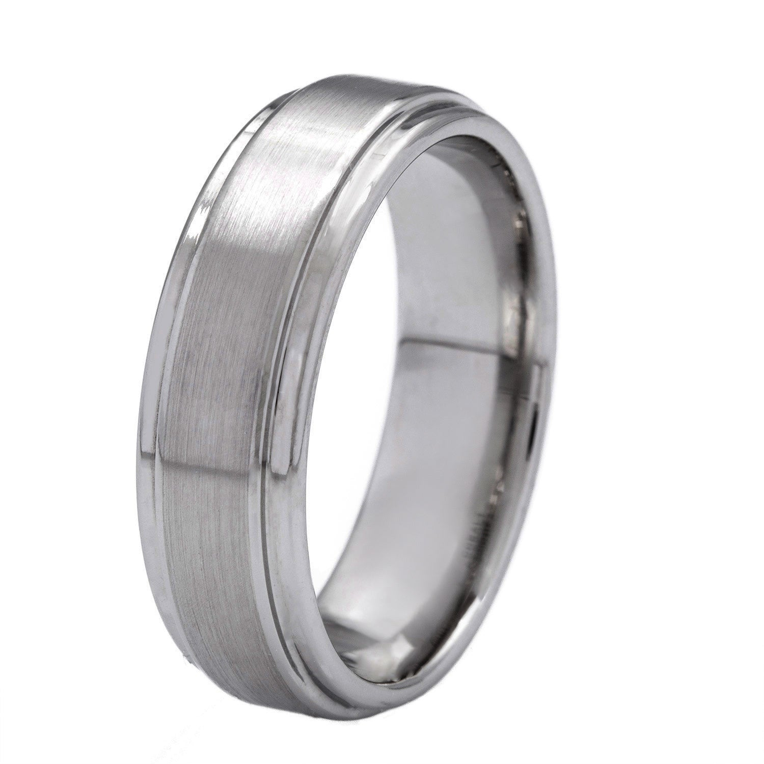 in cobalt pine ring wedding laser men rings band s tree carved mens pattern