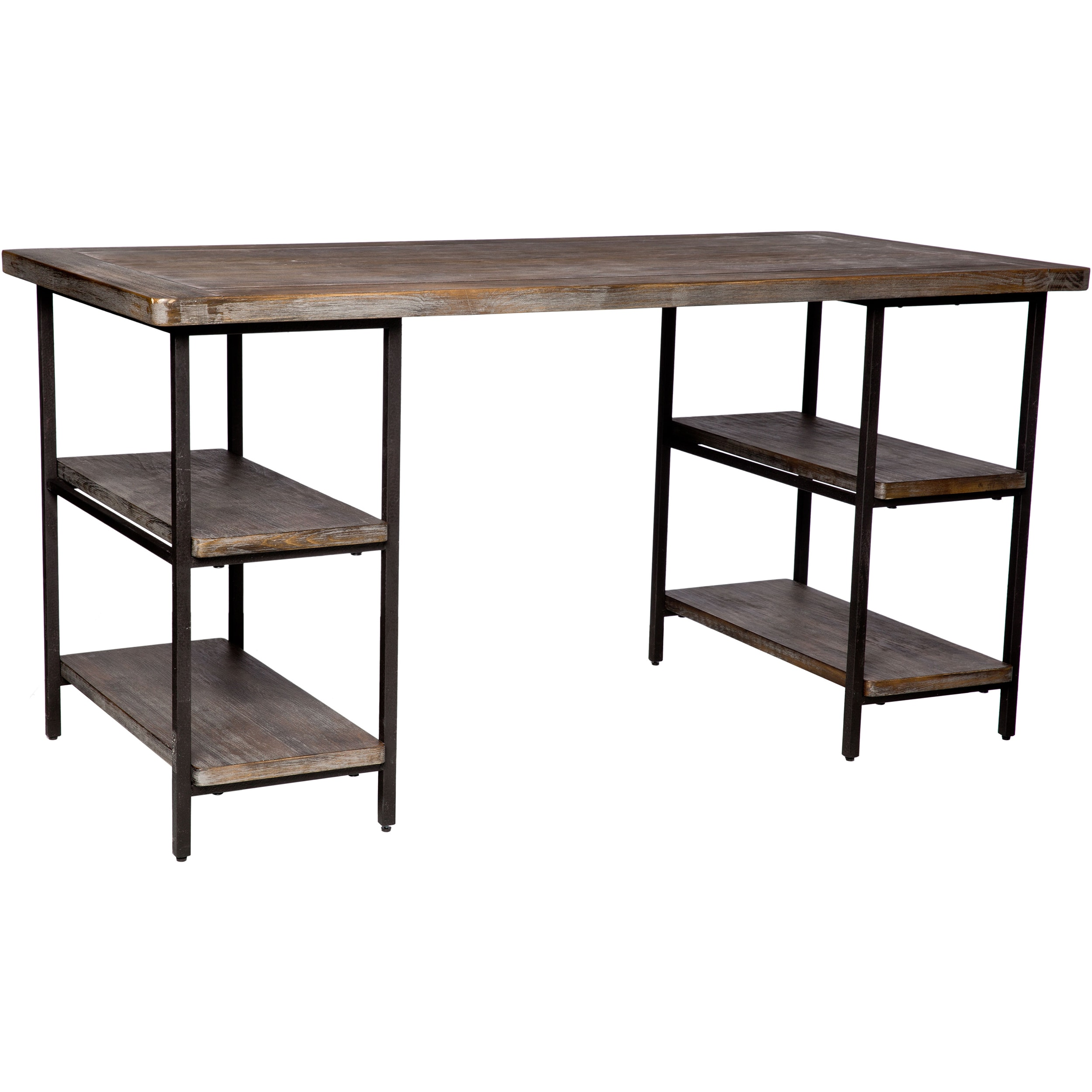 reclaimed wood office desk. Carbon Loft Renate Reclaimed Wood And Metal Office Desk - Free Shipping Today Overstock.com 13996331