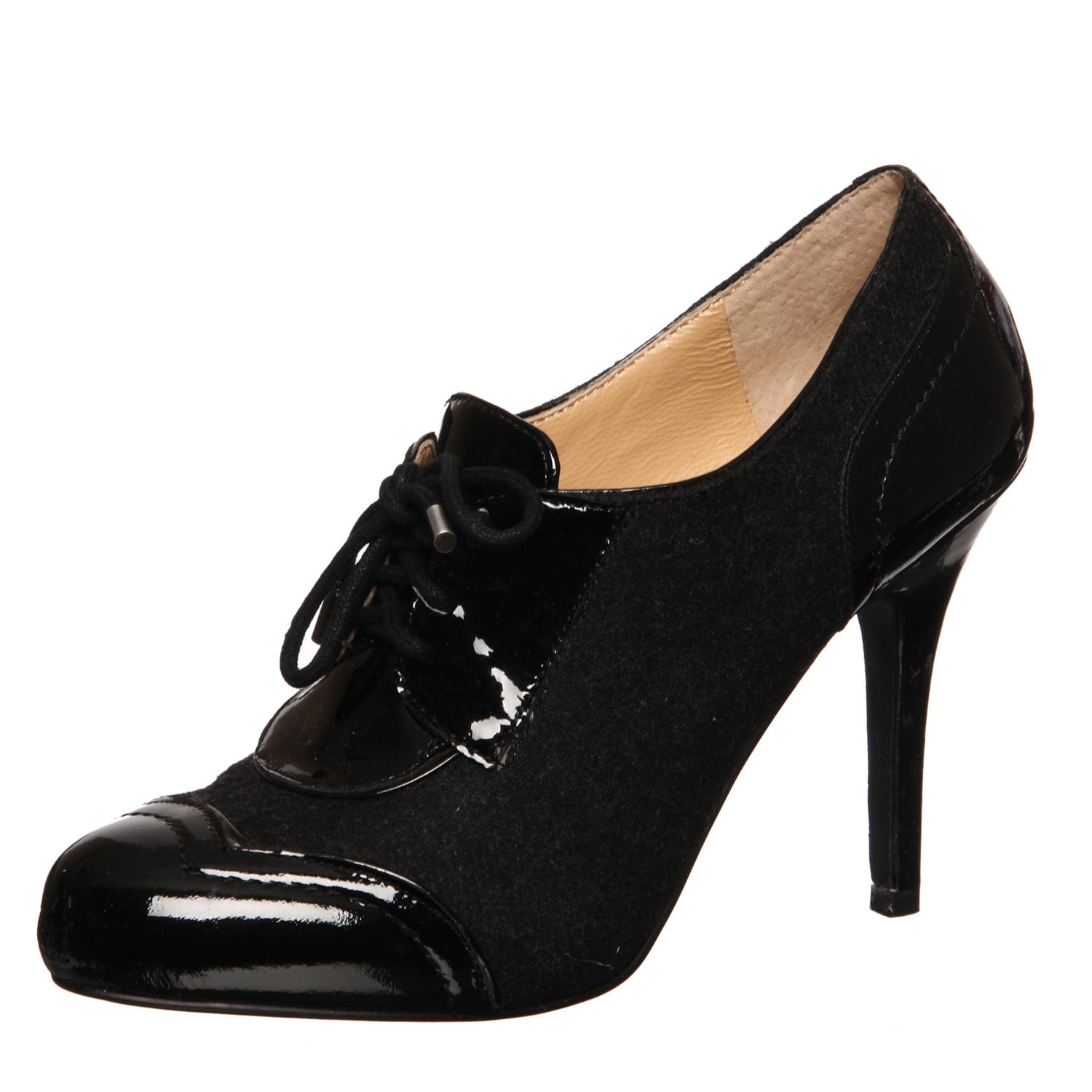 88a7b038cb0 Shop Circa Joan   David Women s  Evensen  Lace-up Oxford Heels - Free  Shipping On Orders Over  45 - Overstock - 6384443