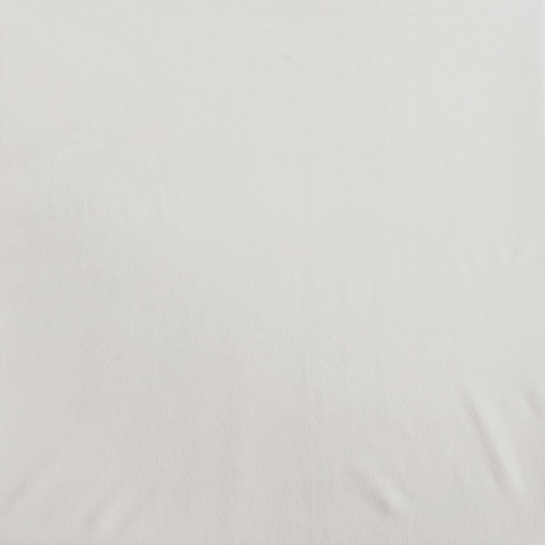 Exclusive Fabrics Signature Off White Velvet Blackout Curtain ... for White Velvet Texture  177nar