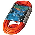 Coleman Cable Orange Extension Cord (25-Foot)