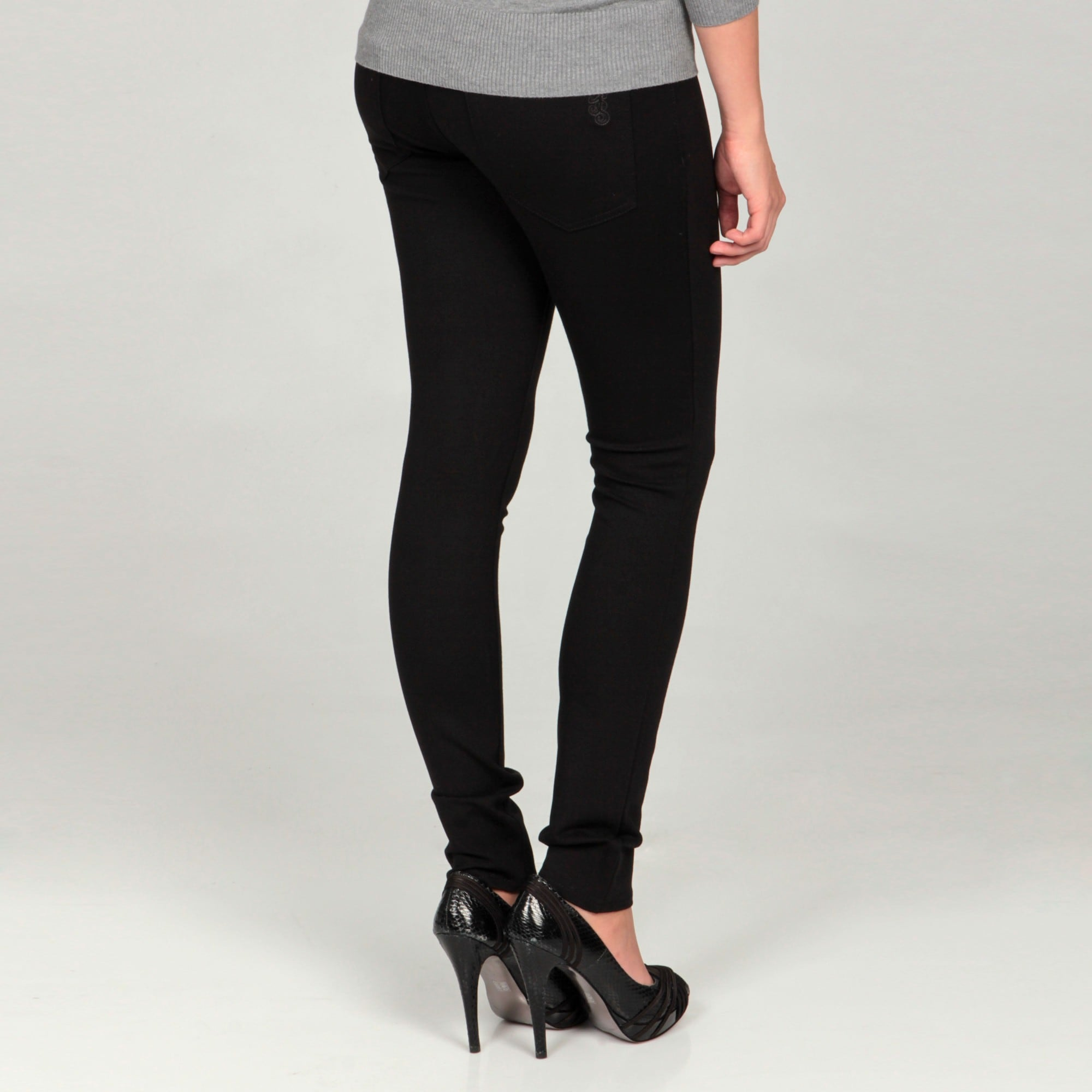 c763700e635c2 Shop Jessica Simpson Junior's Ponte Kiss Me Jeggings - Free Shipping On  Orders Over $45 - Overstock - 6403070