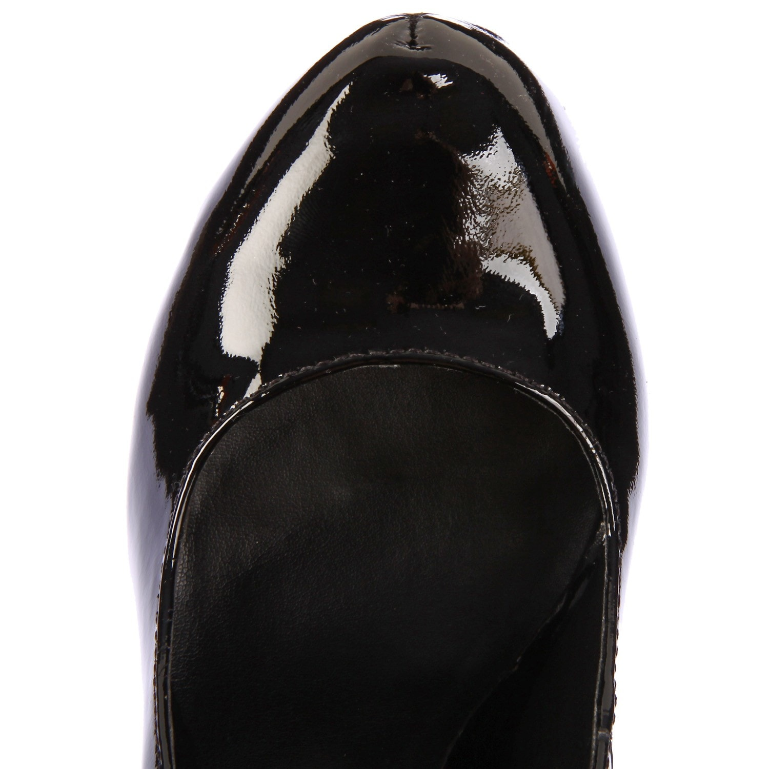 8f433c859e8 Shop Steven by Steve Madden Women s  Prosprus  Black Patent Leather Pumps -  Free Shipping On Orders Over  45 - Overstock - 6409997