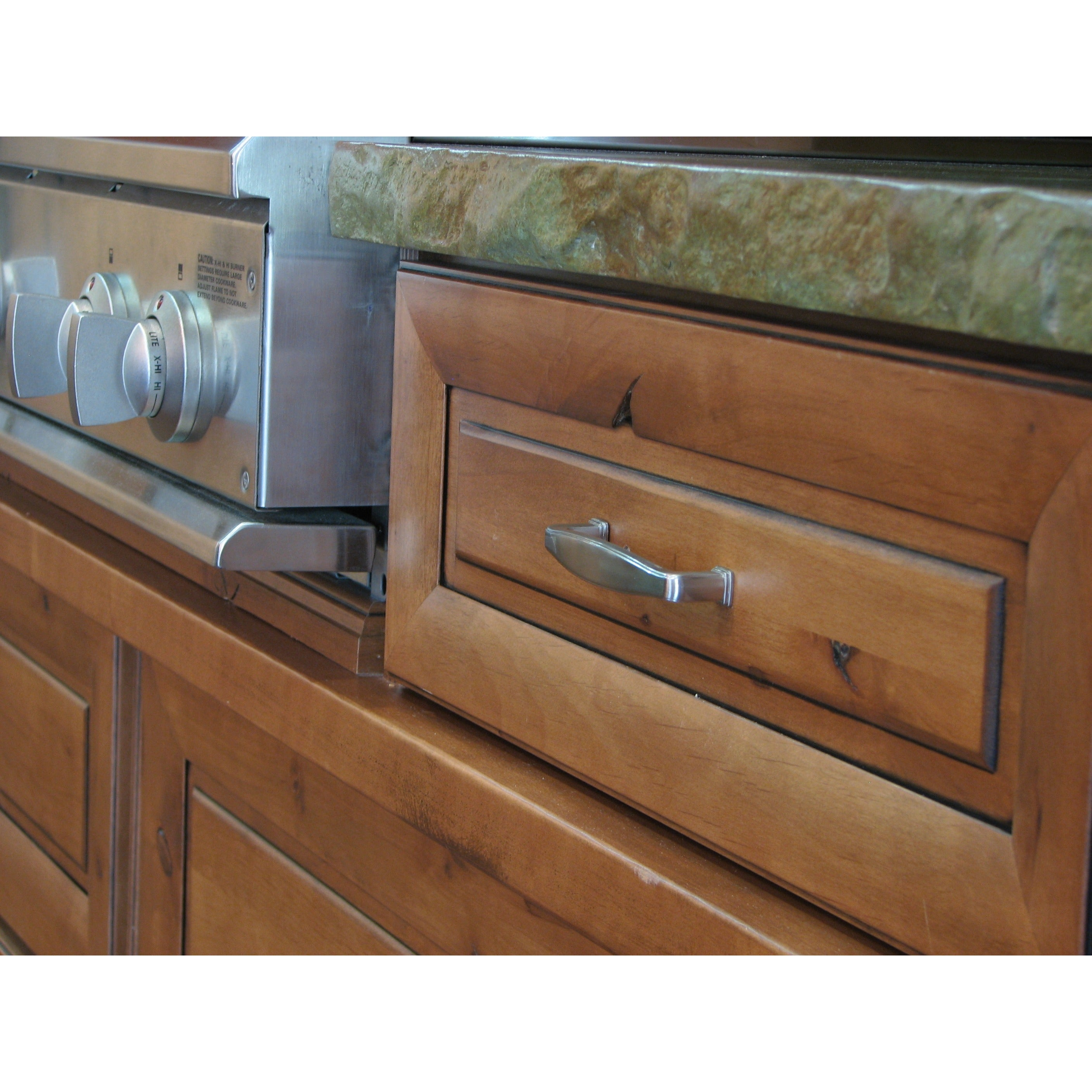 Shop Stone Mill Hardware \'Providence\' Satin Nickel Cabinet Pulls ...