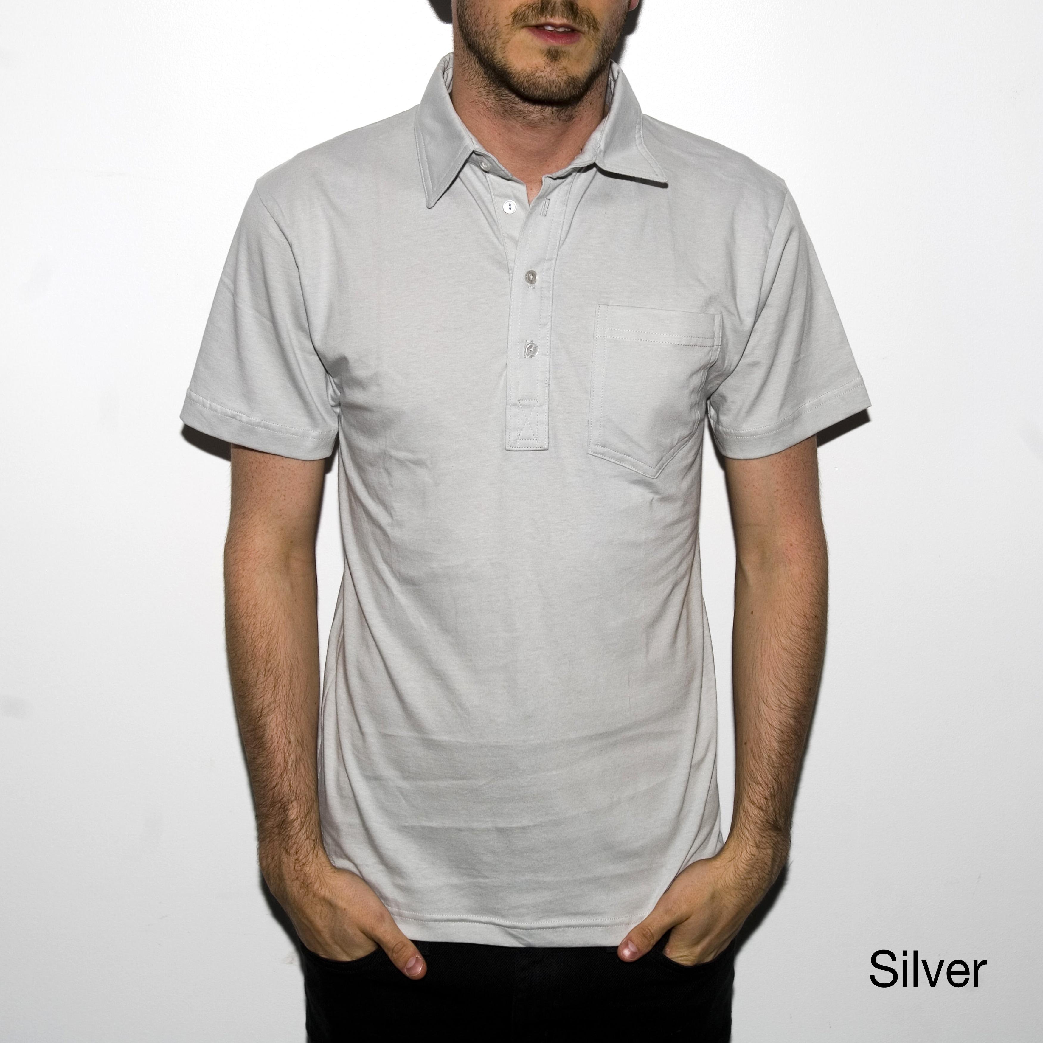 American Apparel Fine Jersey Short Sleeve Leisure Shirt Azərbaycan