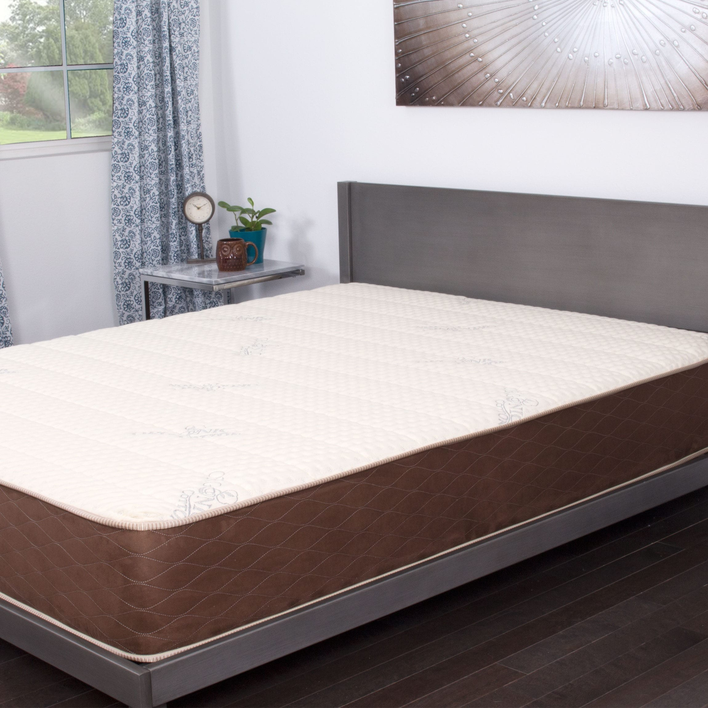 NuForm Allure Talalay Latex Soft Medium Firm 11 inch Queen size