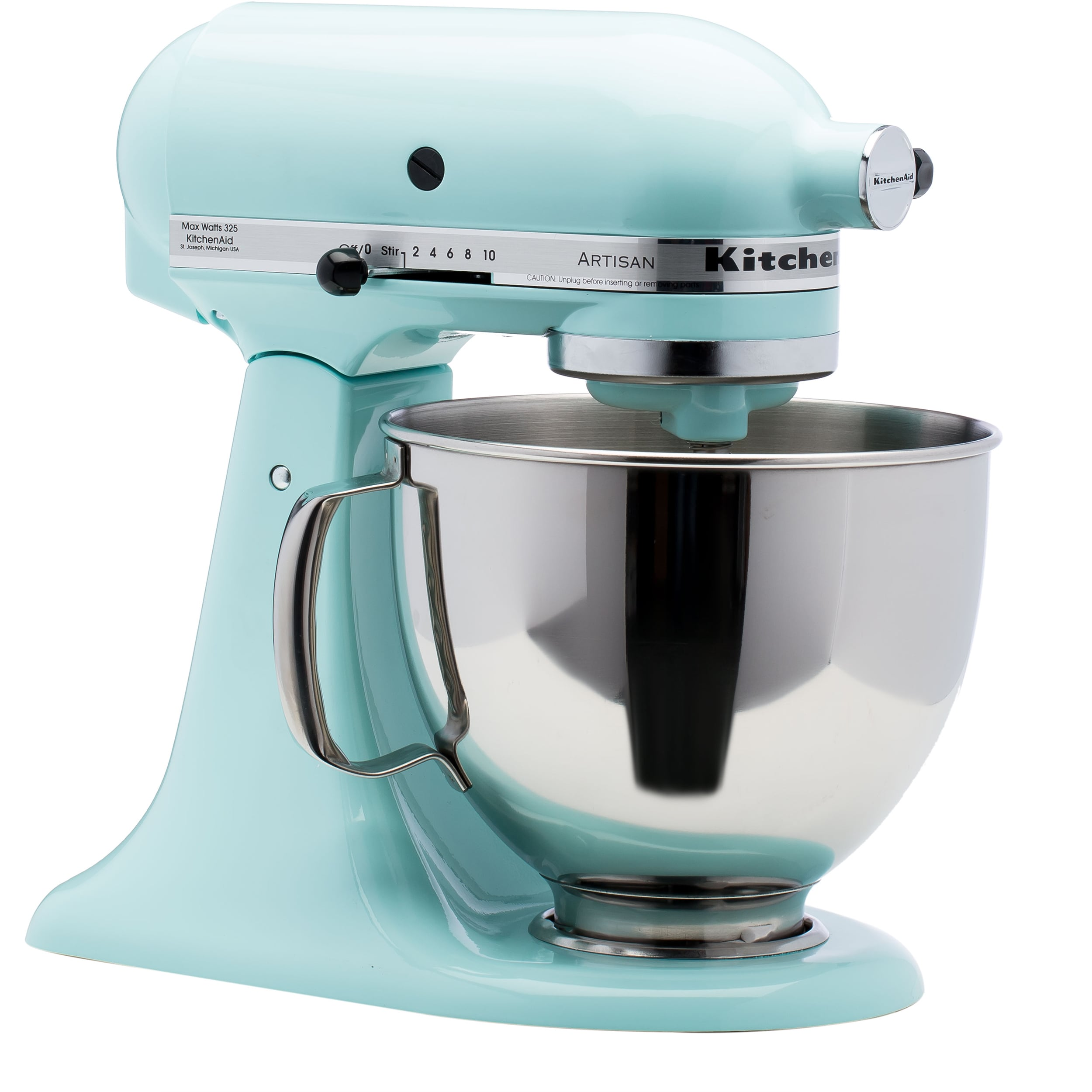 Shop KitchenAid RRK150IC Ice 5-quart Artisan Tilt-Head Stand Mixer on rachael ray products, ge products, toastmaster products, general electric products, corian products, wolf products, whirlpool products, braun products, global products, imperial products, marvel products, sears products, norpro products, kirkland products, lynx products, creative bath products, subzero products, tassimo products, hitachi products, jcpenney products,