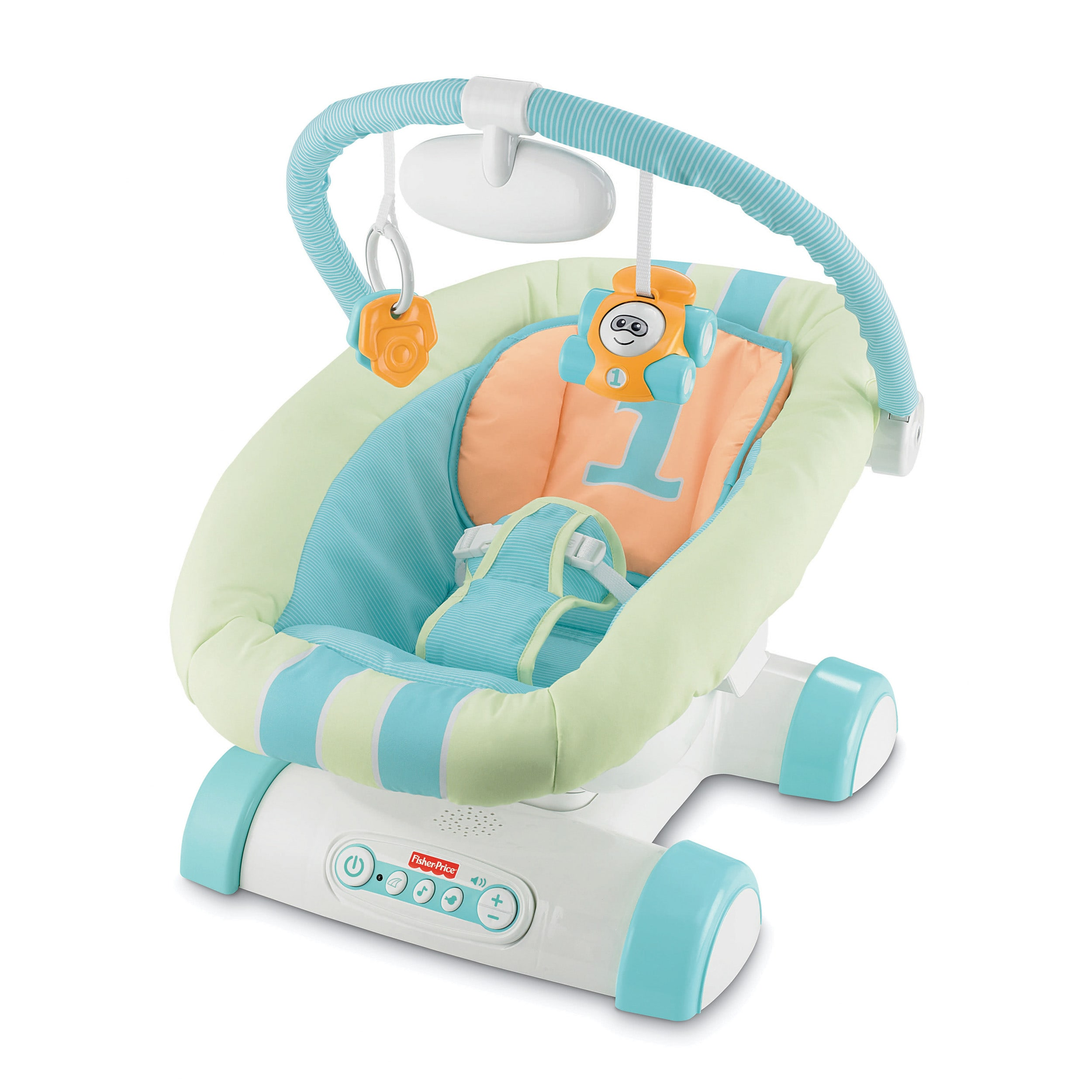 Shop Fisher-Price Cruisin\' Motion Soother - Free Shipping Today ...