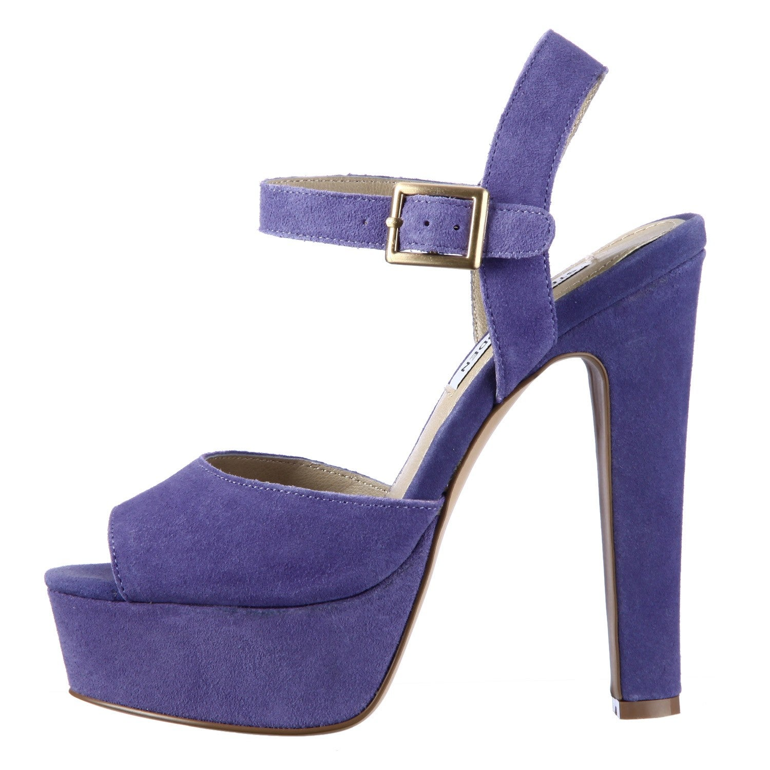 c46d5459679 Shop Steve Madden Women s Lavender Platform Pumps - Free Shipping On ...