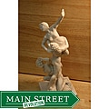 Marbelecast 'The Rape Of Sabines' Bonded Marble Statue
