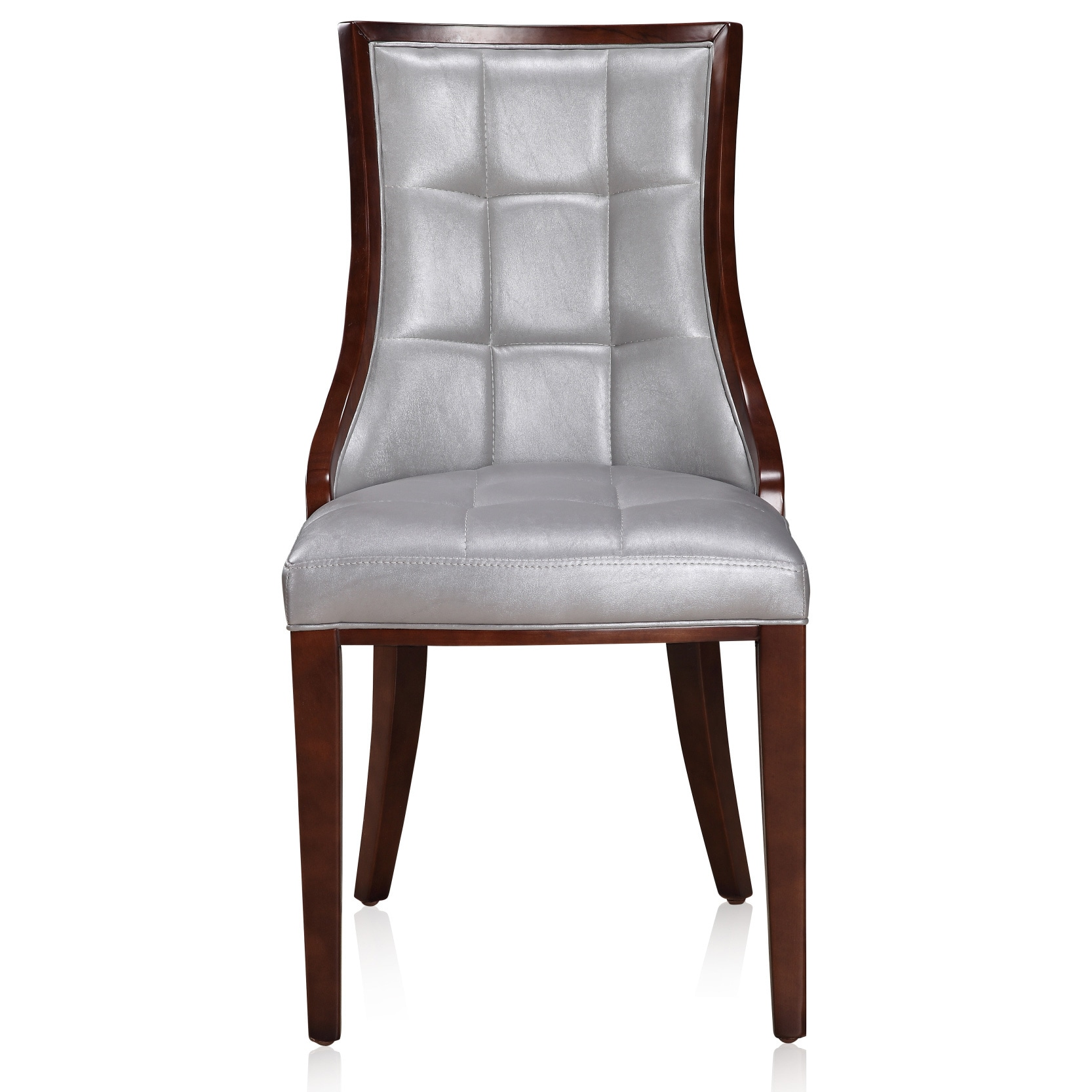 barrel dining chairs. Barrel Leather Dining Chairs (Set Of 2) - Free Shipping Today Overstock.com 14098746 A