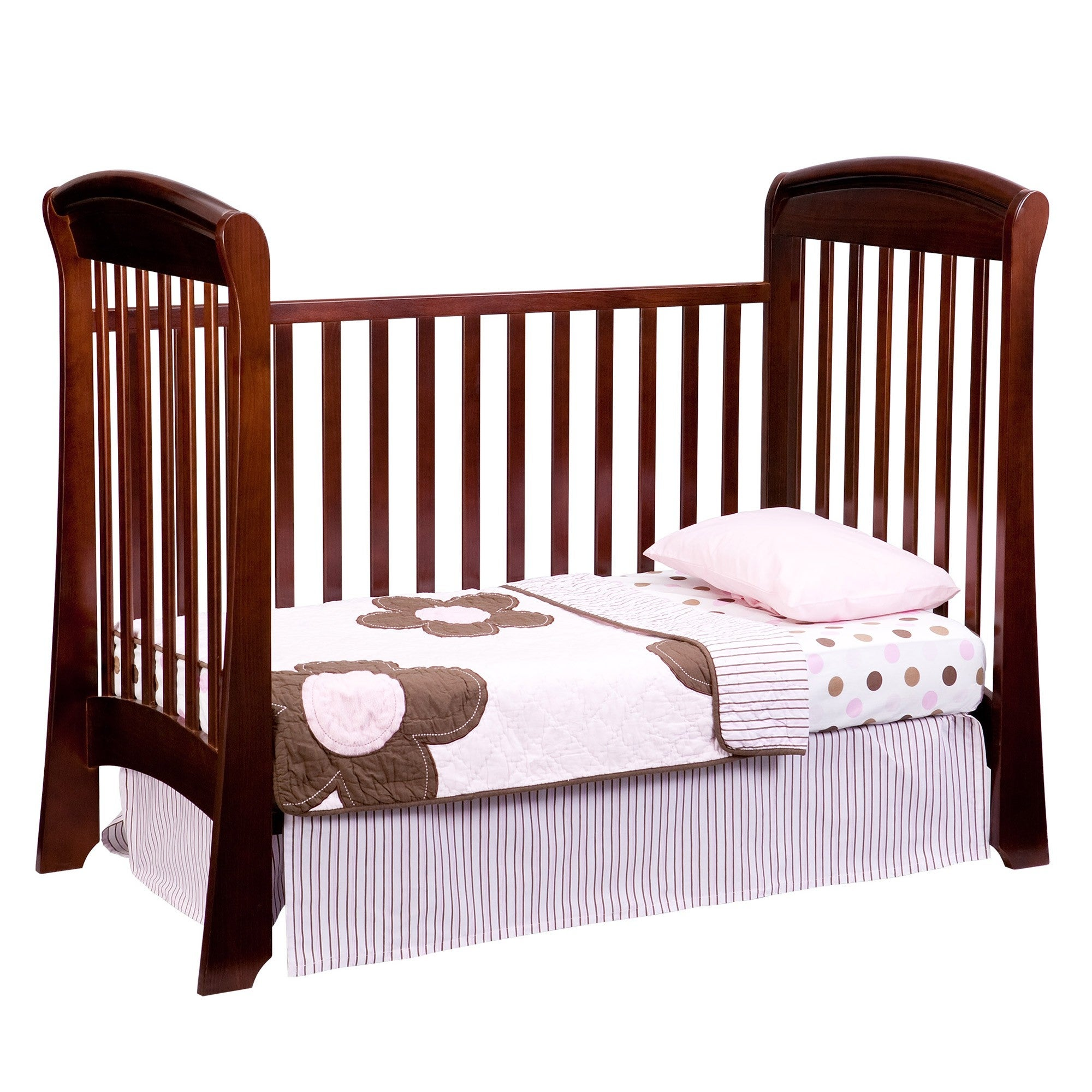 Delta Venetian Convertible Sleigh Crib Free Shipping Today 6513888