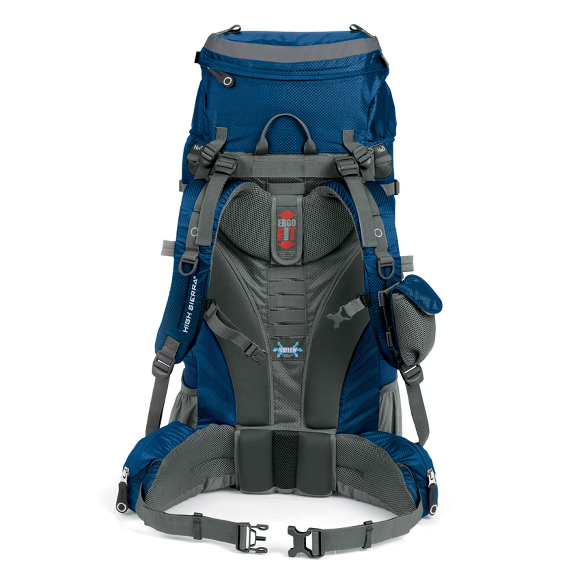7a4f1a24e390 Shop High Sierra Titan 65L Internal Frame Backpack - Free Shipping Today -  Overstock - 6514419