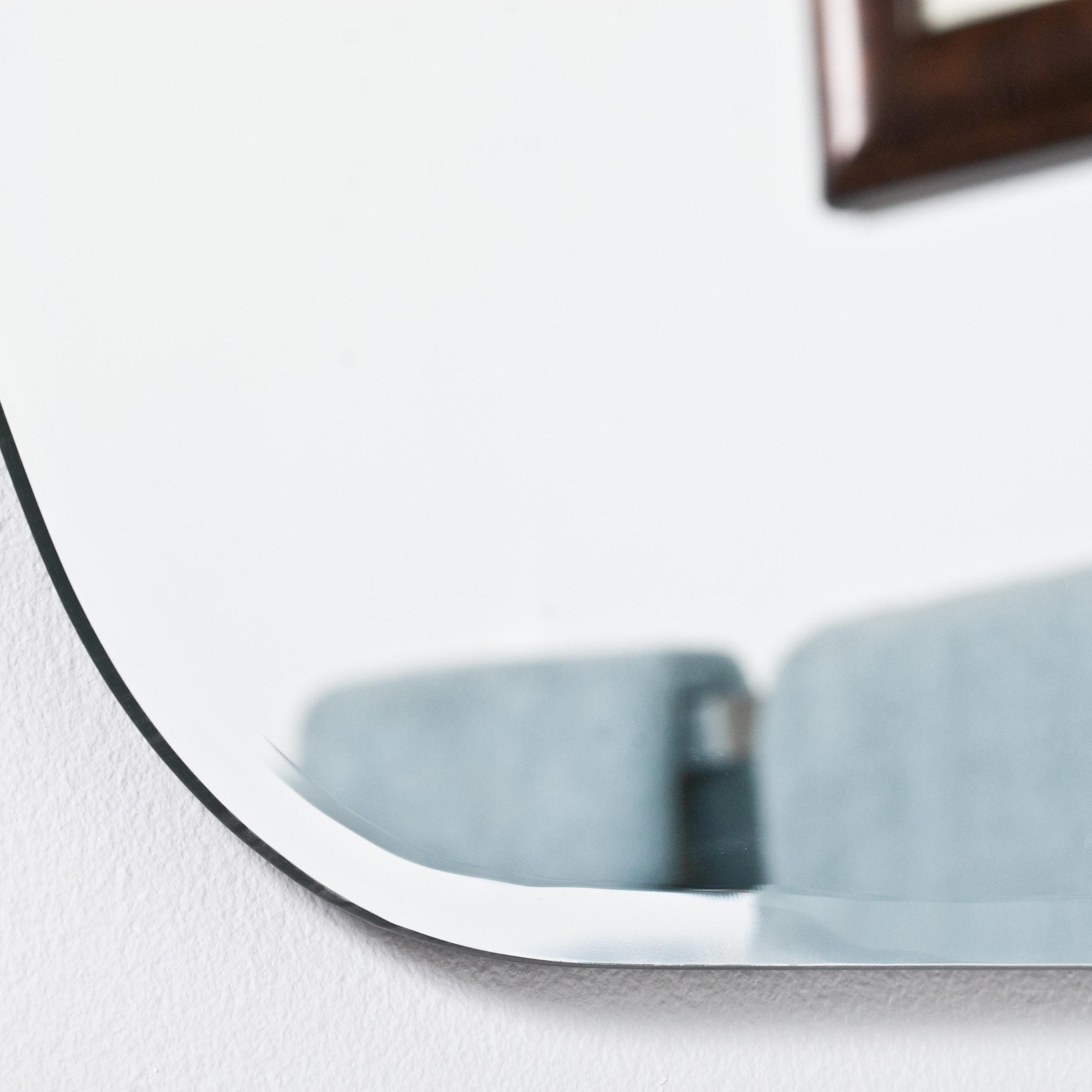 Sydney Modern Bathroom Mirror Free Shipping Today 6525738