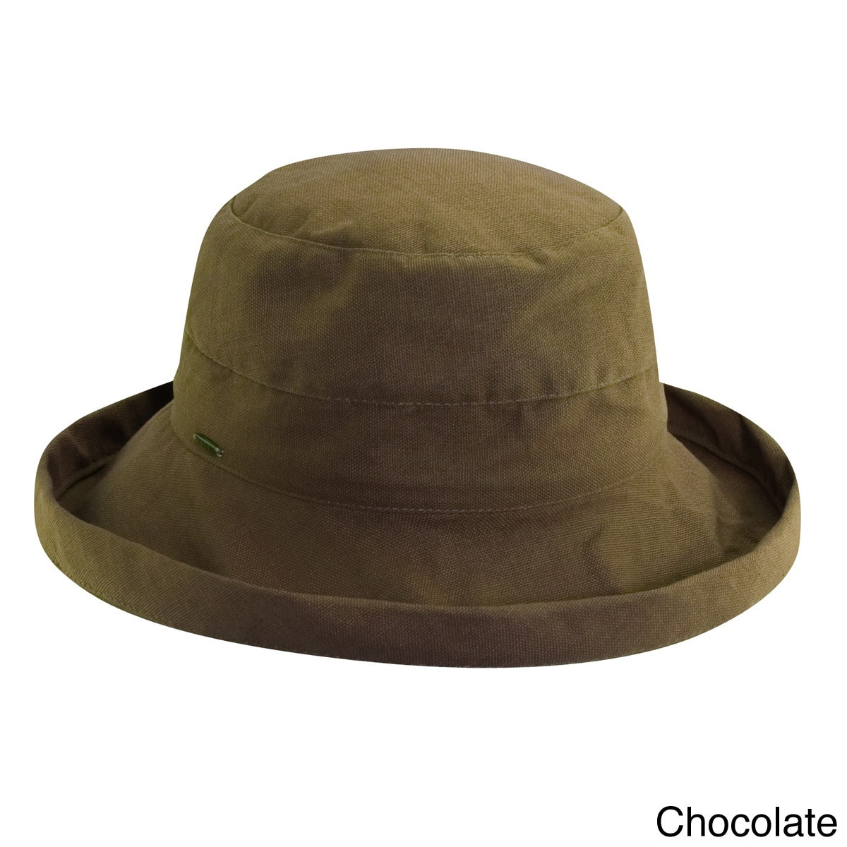 c71b6148d5095 Shop Scala Women s Cotton UPF-Protected Packable Sun Hat - Free Shipping On  Orders Over  45 - Overstock - 6535306