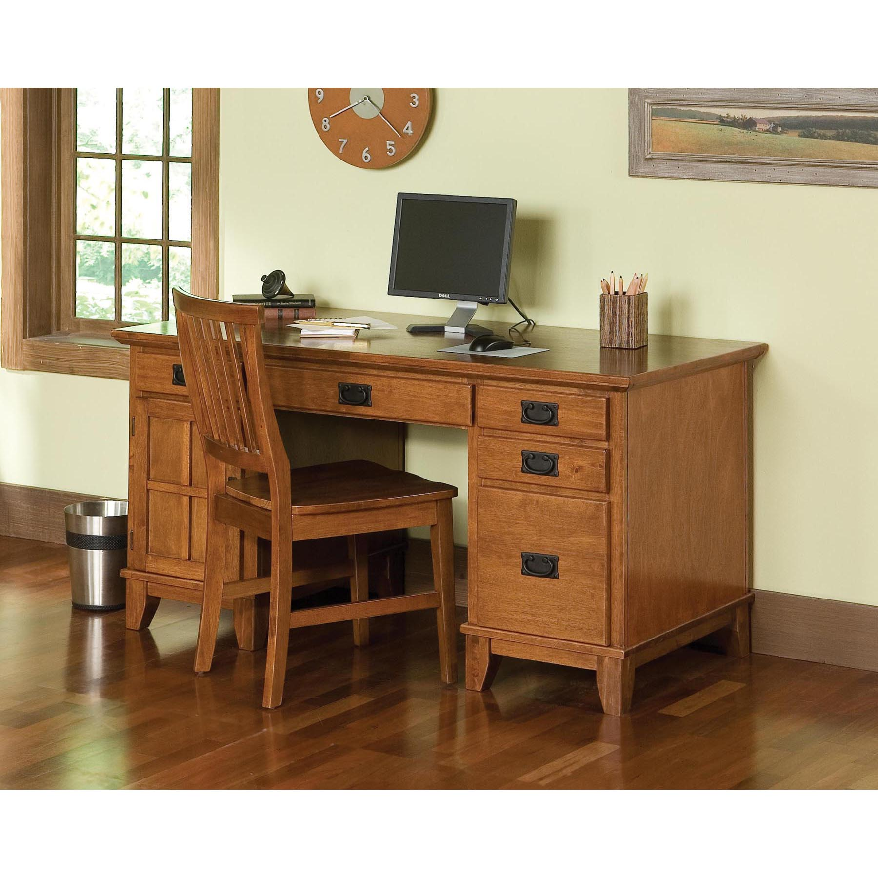pin and home shaped oxford by martin l ireland computer hayneedle oak from hutch with desk huntington kathy com