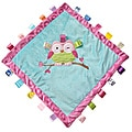Mary Meyer Oodles Owl Cozy Tag Blanket