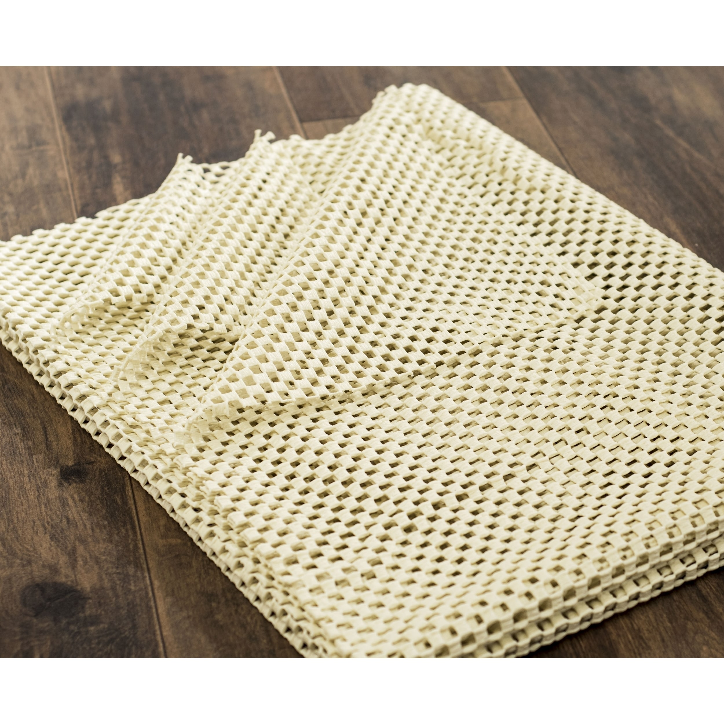 non slip rug pad. Shop Safavieh Grid Non-slip Rug Pad - 6\u0027 Square On Sale Free Shipping Orders Over $45 Overstock.com 6551961 Non Slip