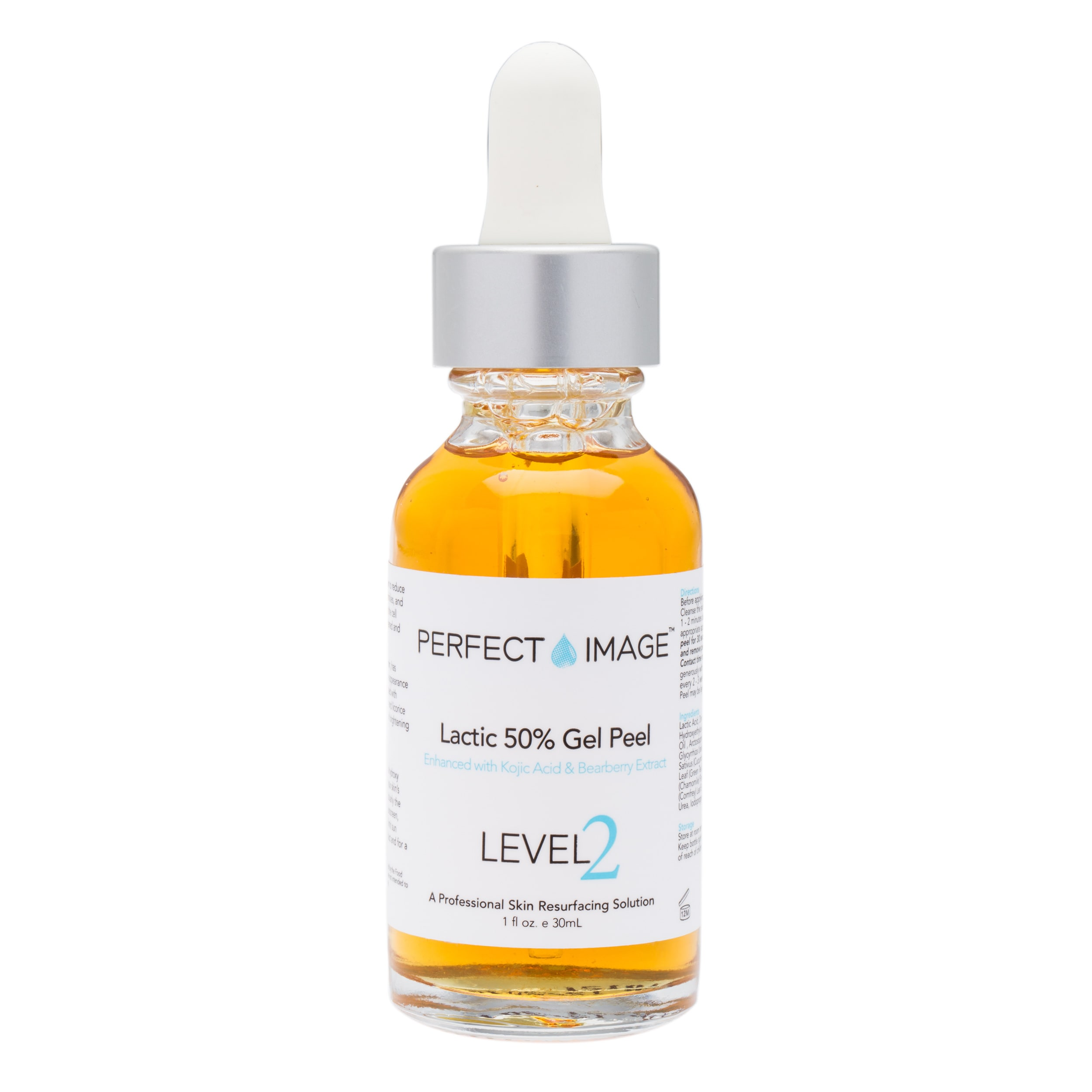Shop Perfect Image Lactic Acid Gel Peel With Kojic Acid And