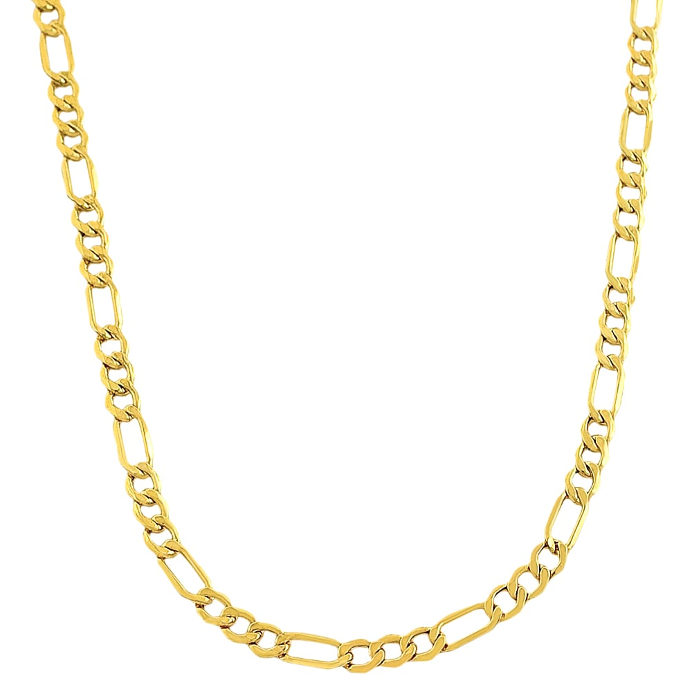 franco available chain yellow ct gold chains necklaces italian length