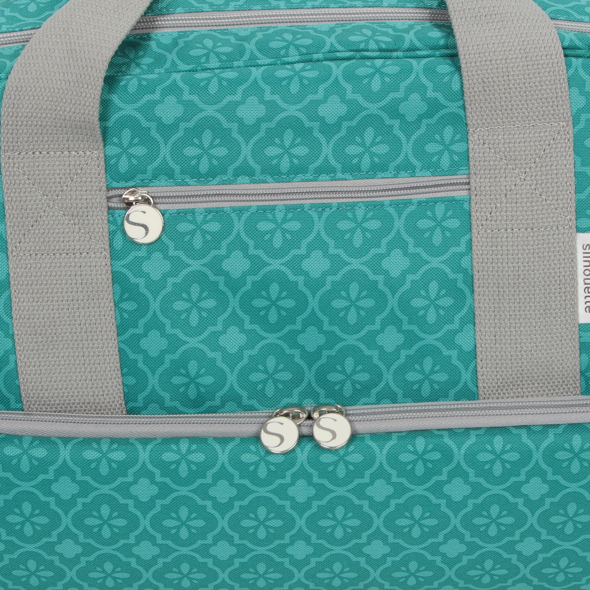 f7c69be179 Shop Silhouette Cameo Rolling Tote Bag - Free Shipping Today - Overstock -  6572376
