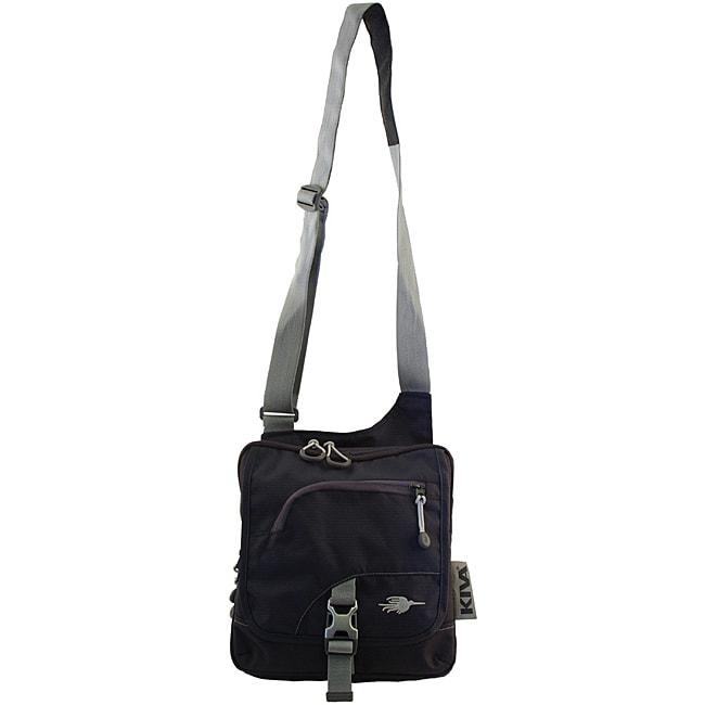 Kiva Ng Genius Granite Microtech 2 0 Cross Body Messenger Bag Free Shipping Today 6573306