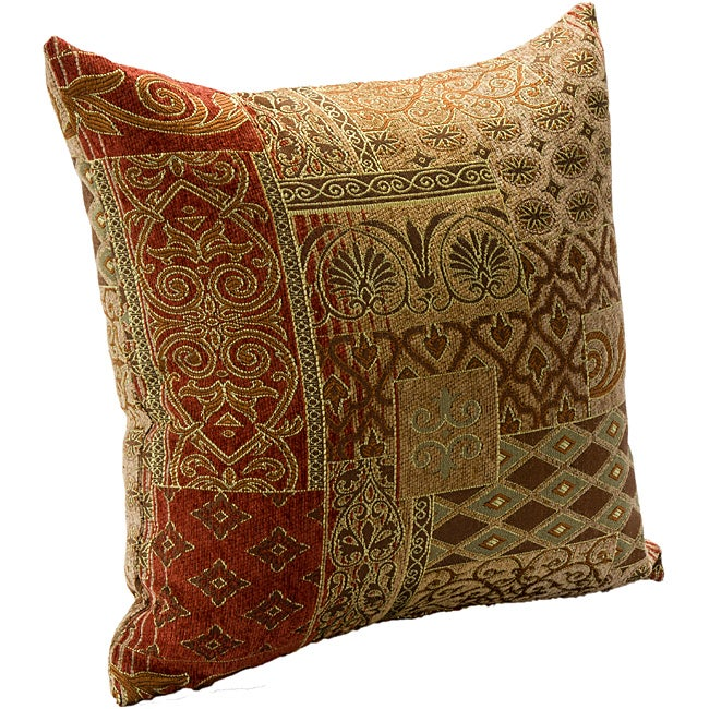 Shop Siscovers Empress Transitional Designer Throw Pillow With