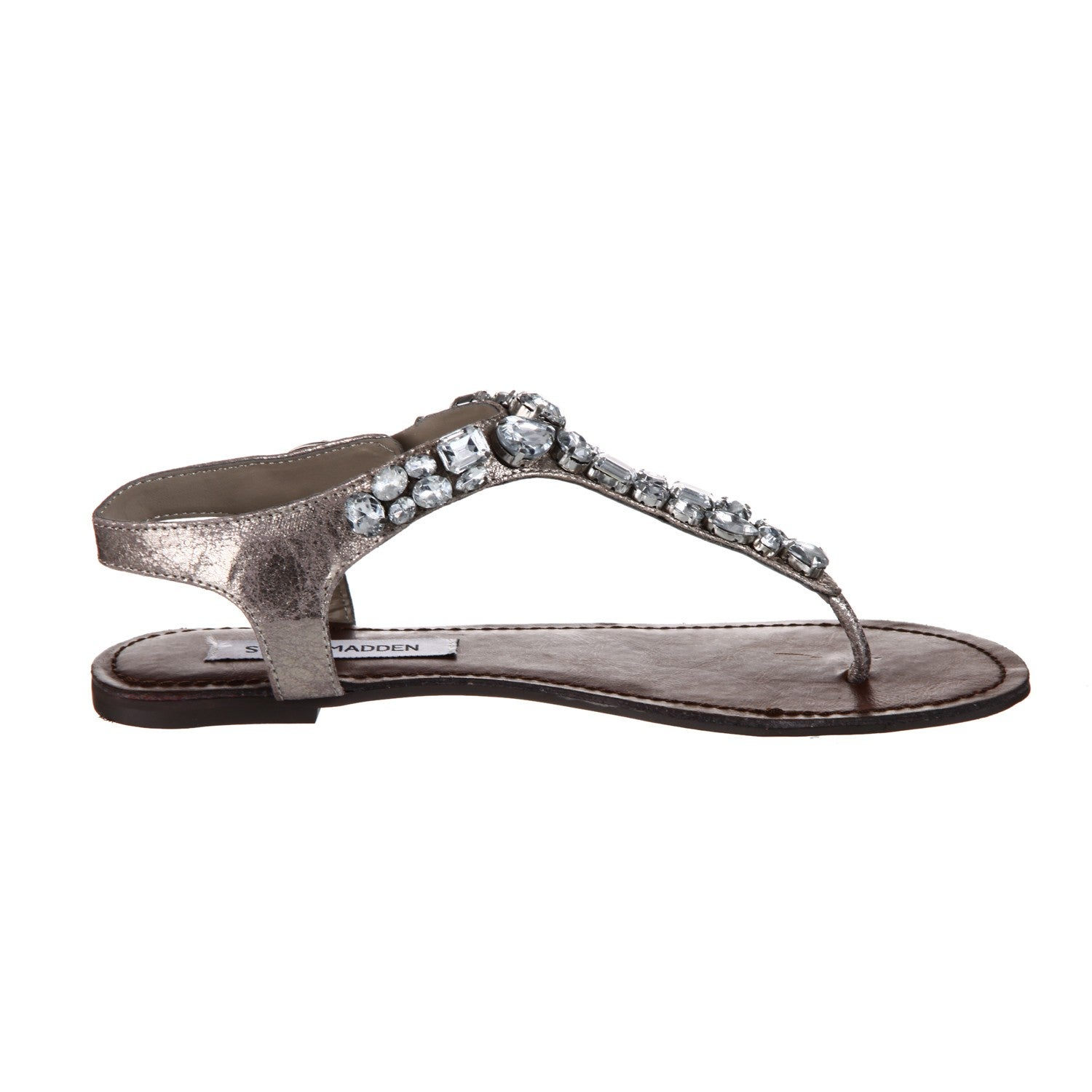dd50f6219b861e Shop Steve Madden Women s  Groom  Sandals - Free Shipping Today - Overstock  - 6578555