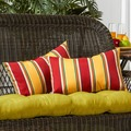 19x12-inch Rectangular Outdoor Carnival Accent Pillows (Set of 2)