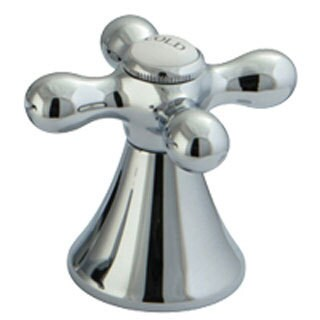 Chrome Widespread Bathroom Faucet With Cross Handles   Free Shipping Today    Overstock.com   14162217