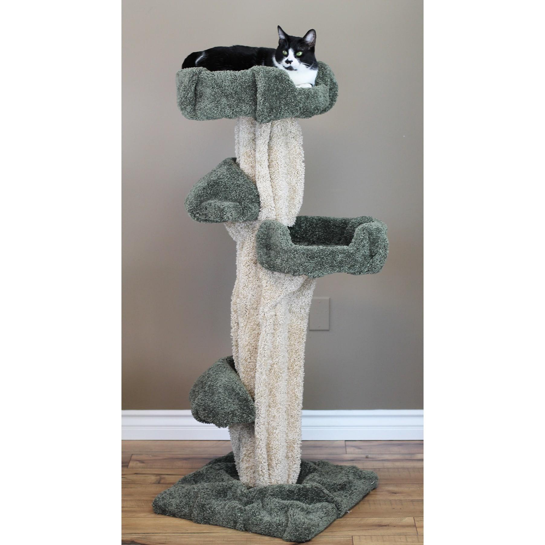 new cat condos large play cat tree  free shipping today  - new cat condos large play cat tree  free shipping today  overstockcom
