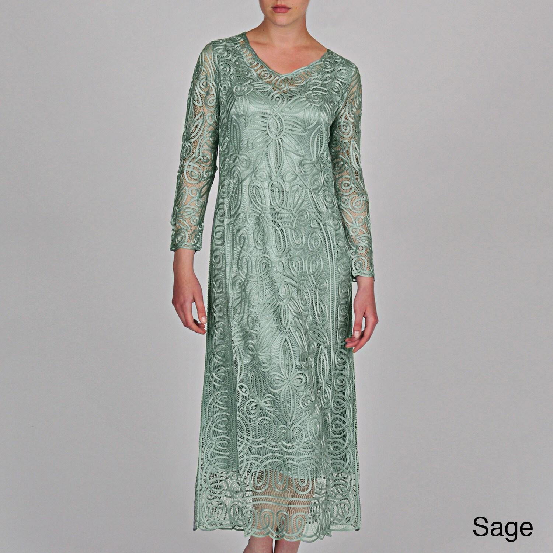 Soulmates Women\'s Hand Crochet Dress - Free Shipping Today ...