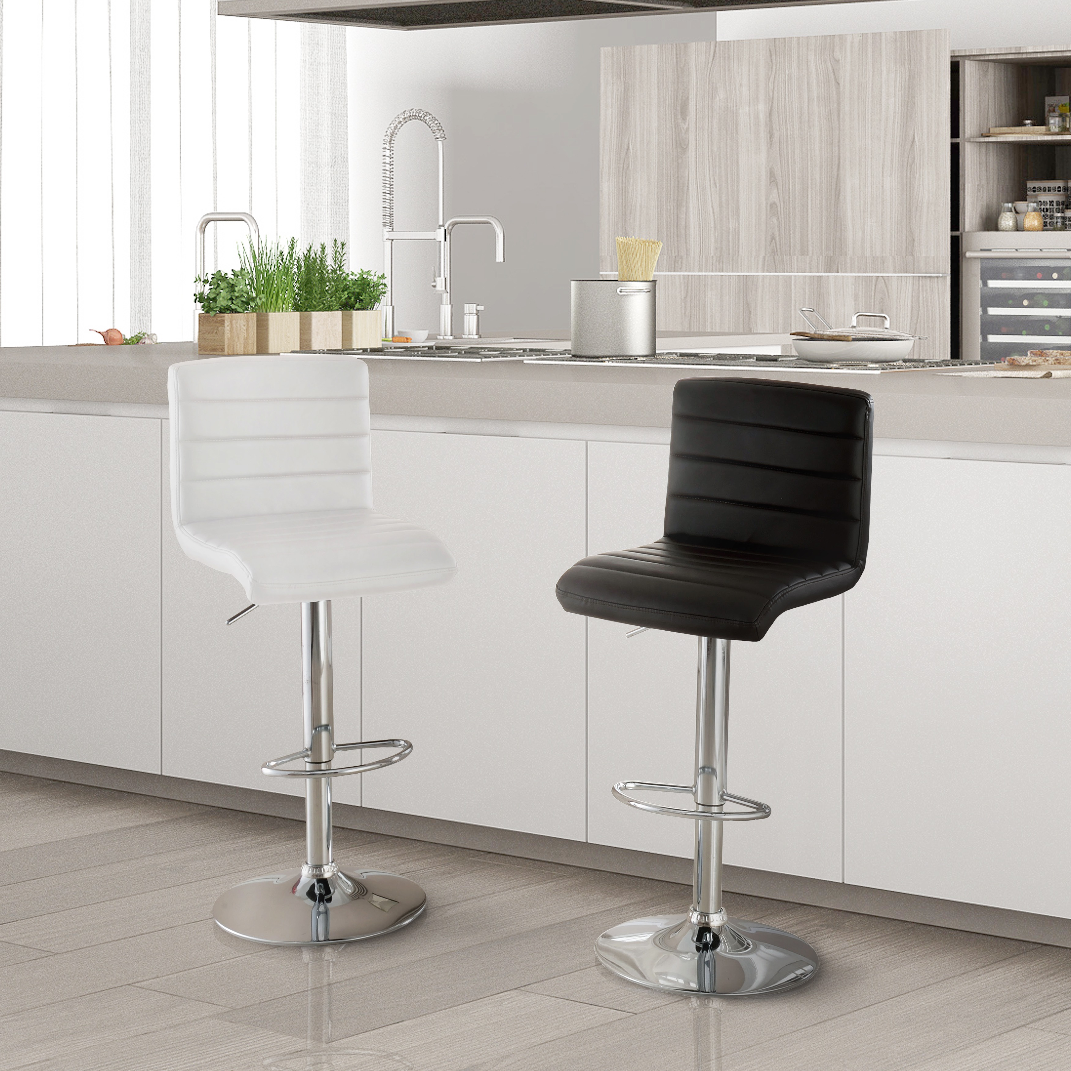 hydraulic bar stools. Shop Furniture Of America Winzzy Adjustable Height Hydraulic Bar Stool - On Sale Free Shipping Today Overstock.com 6603320 Stools