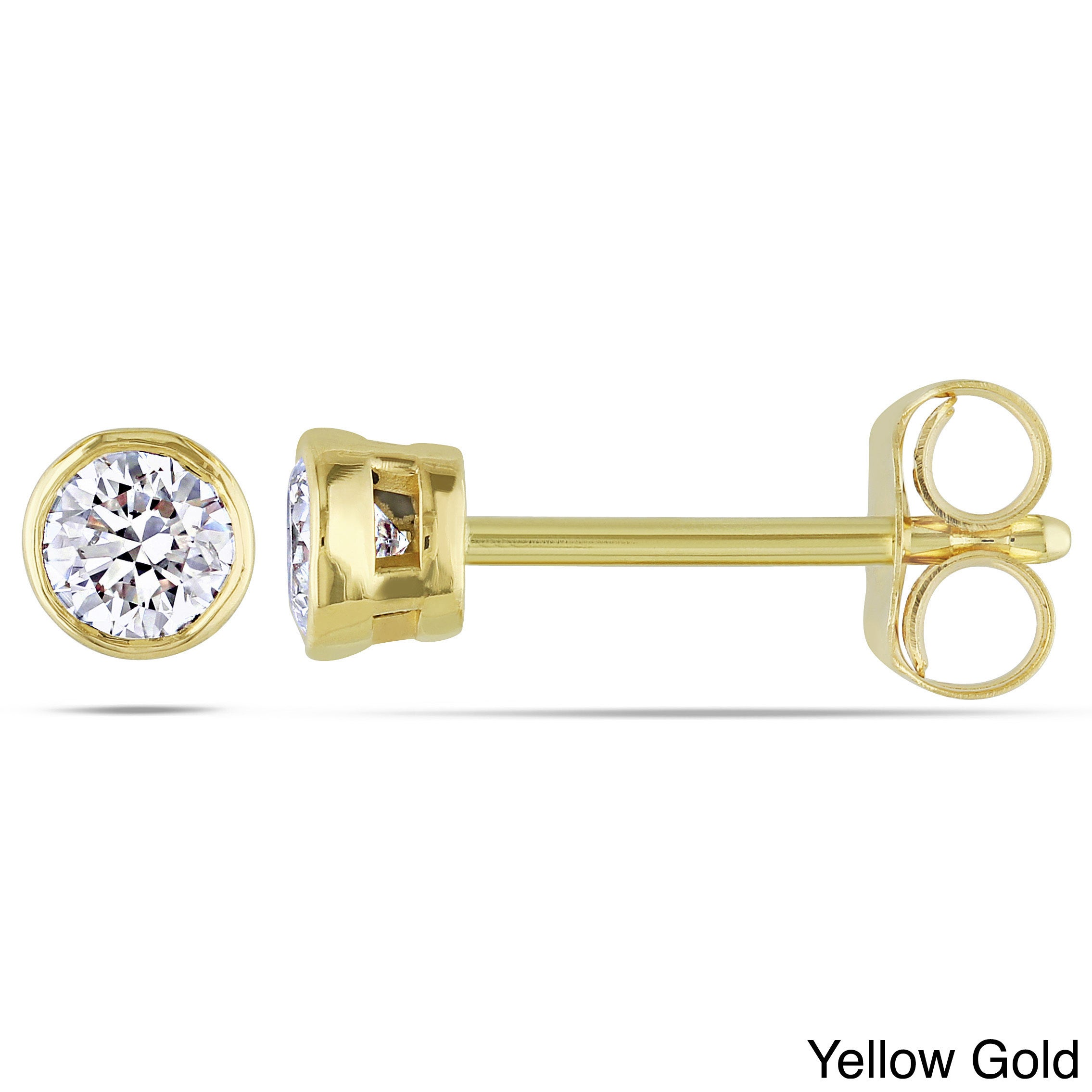 ct earrings white diamond stud jewelry product today free watches gold overstock shipping g tdw solitaire h