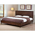 Strick & Bolton King Platform King Size Mid-century Style Bed