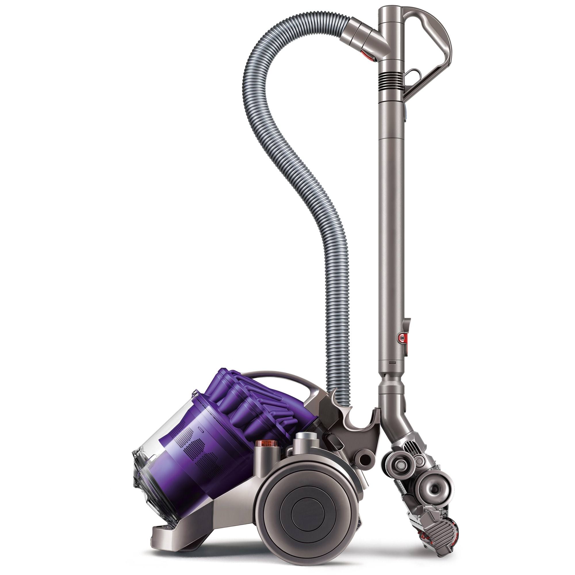 Shop Dyson DC23 Purple Vacuum (Refurbished) - Free Shipping Today -  Overstock.com - 6614095