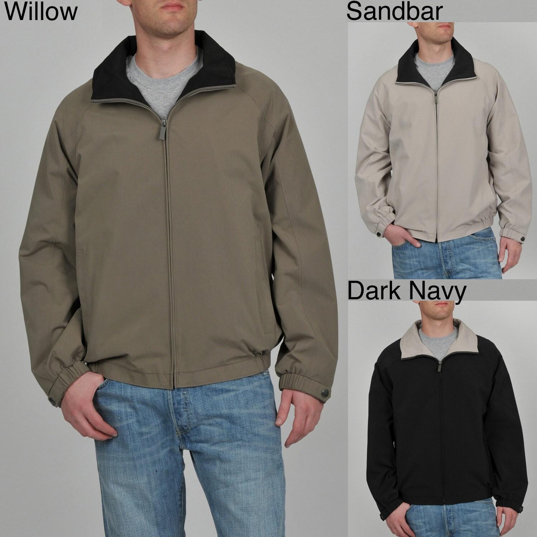c0c06ae34f Shop Perry Ellis Portfolio Microfiber Jacket - Free Shipping Today -  Overstock - 6614254